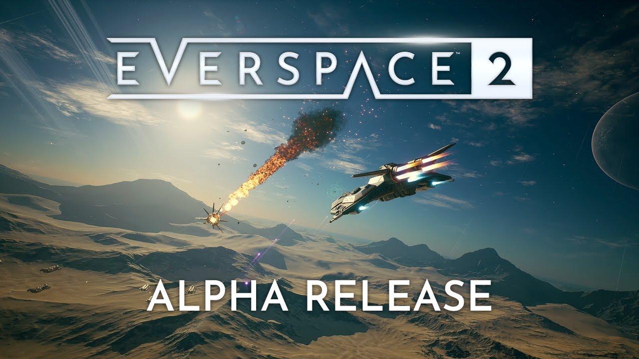 Everspace 2 Alpha Trailer