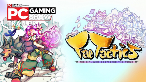 Fae Tactics Trailer