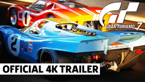 Gran Turismo 7 PS5 Trailer