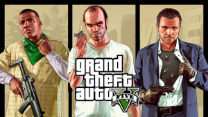 Grand Theft Auto V Next Gen Trailer