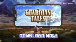 Guardian Tales Beta Trailer