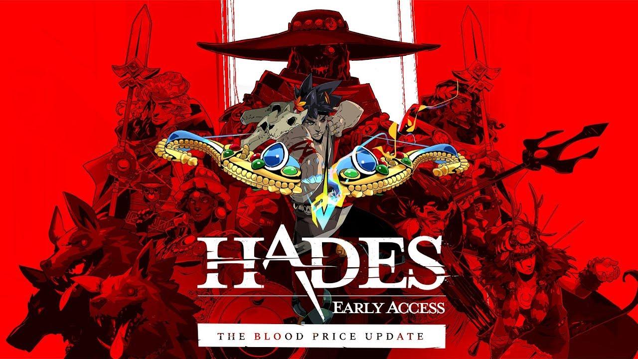 Hades Blood Price Update Trailer