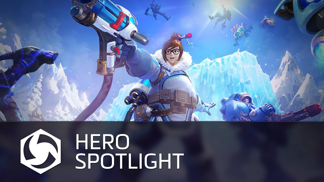 Heroes of the Storm Mei Spotlight