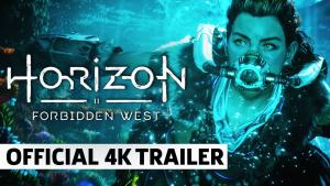 Horizon Forbidden West Trailer