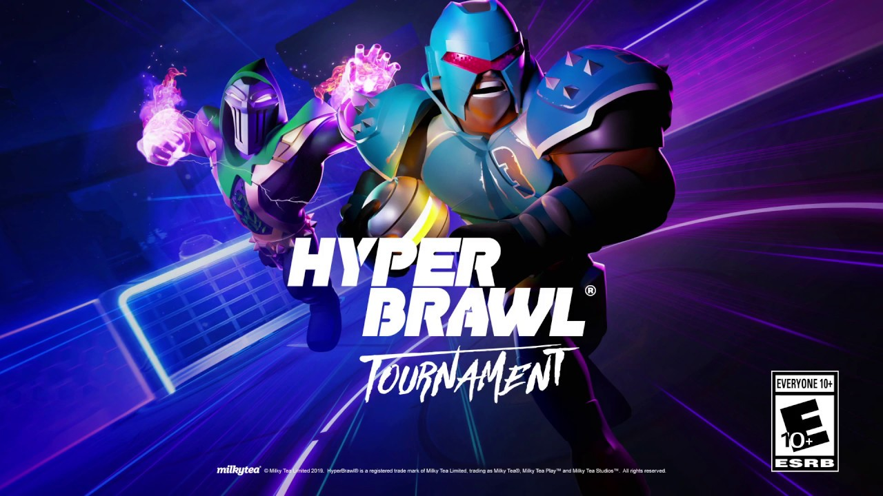 HyperBrawl Tournament Trailer