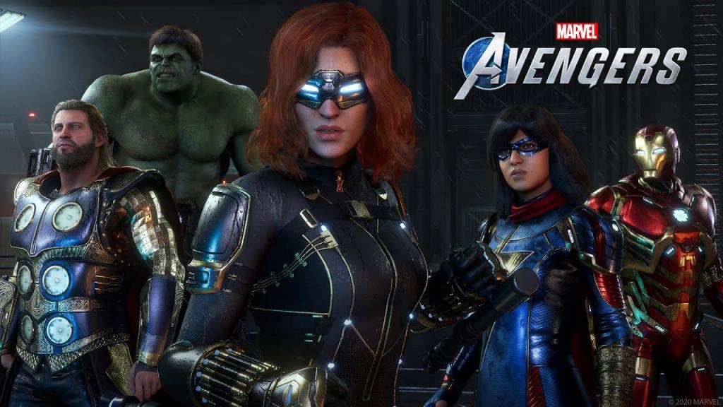 Marvel Avengers War Table