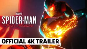 Marvel Spider Man Mile Morales Trailer