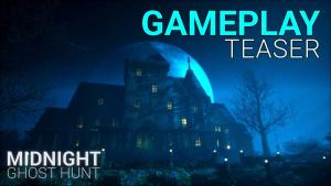 Midnight Ghost Hunt Gameplay Teaser