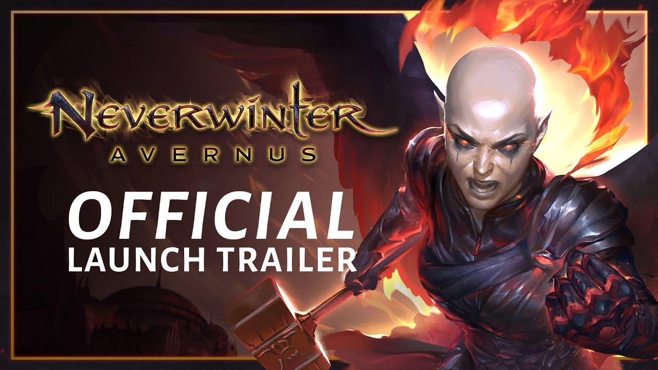 Neverwinter Avernus Launch Trailer