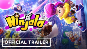Ninjala Official Launch