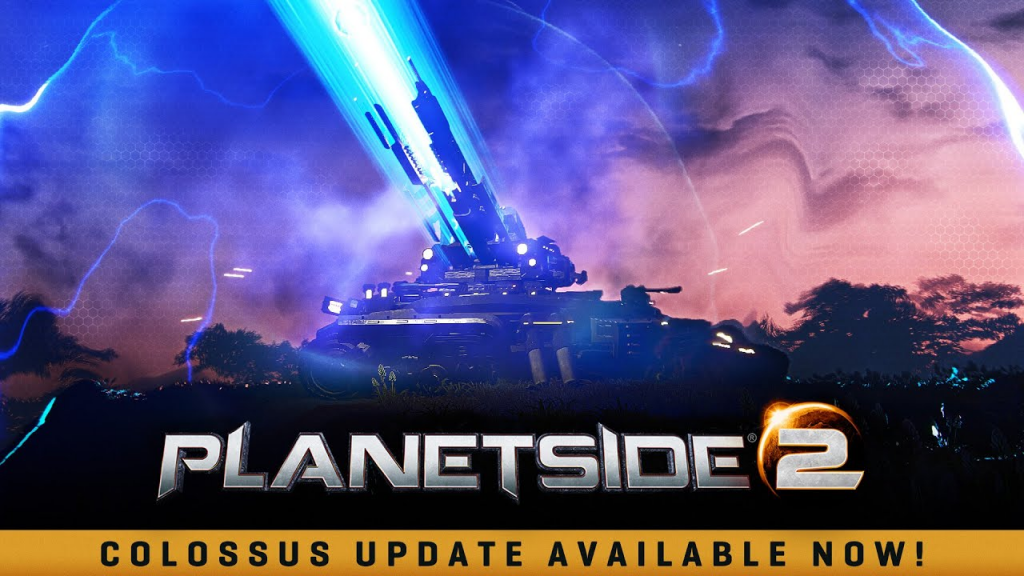 Planetside 2 Return to Glory Official Gameplay
