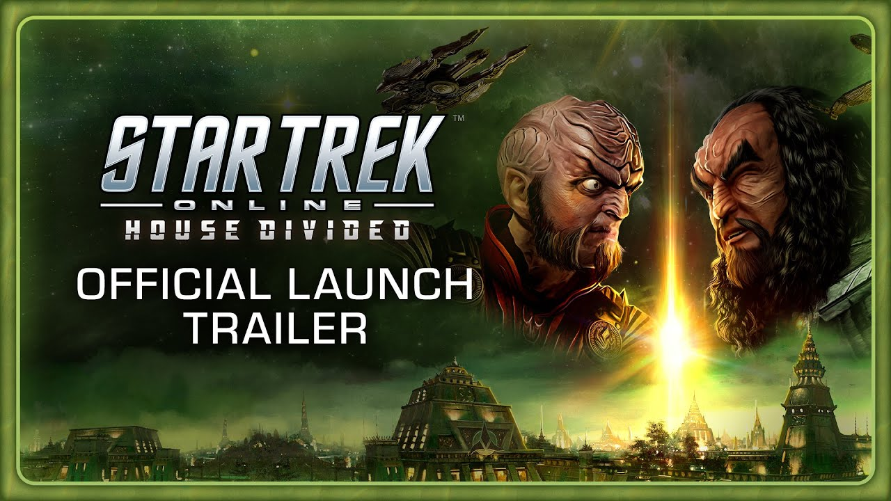 STO House Divided Launch Trailer