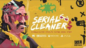 Serial Cleaners Reveal