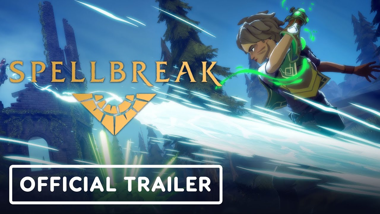 Spellbreak Gameplay Trailer