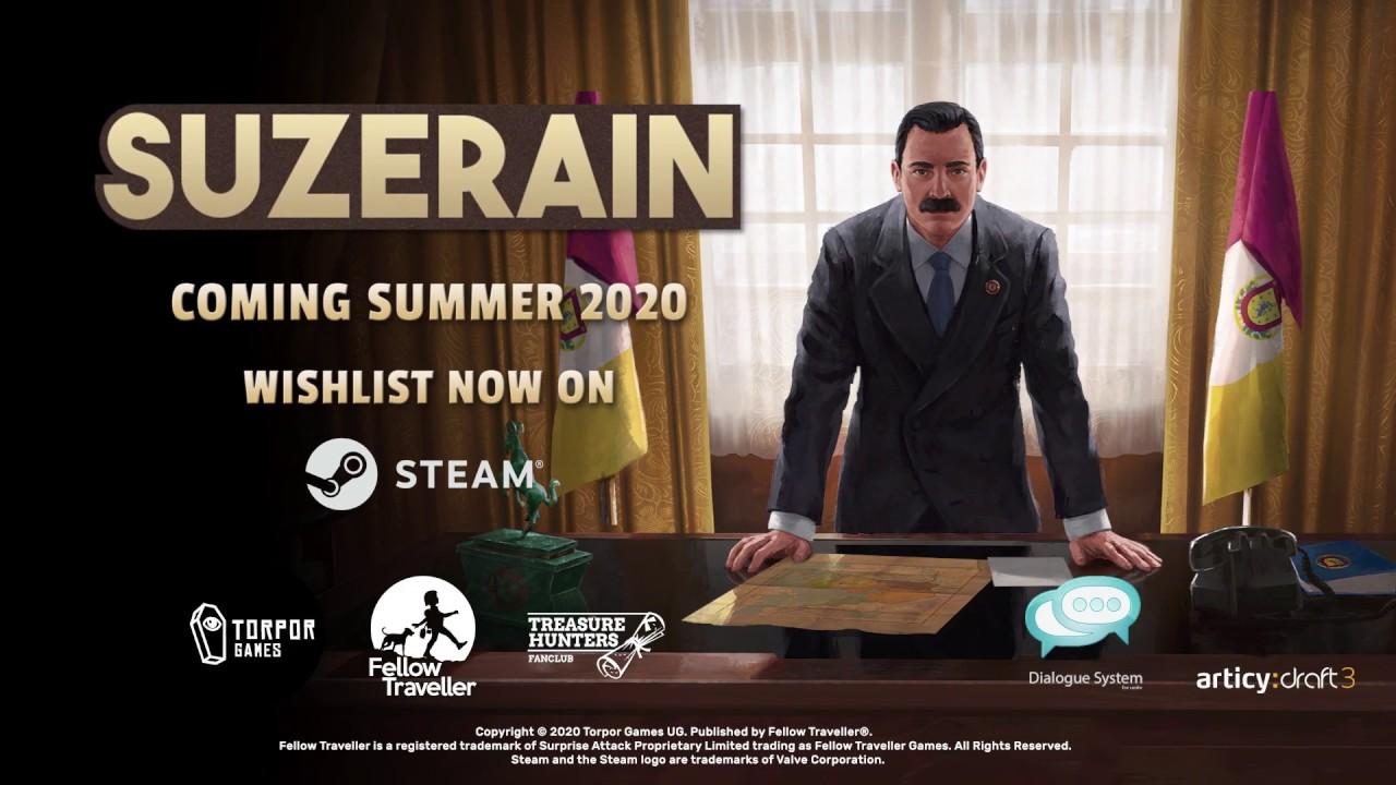 Suzerain Steam Trailer