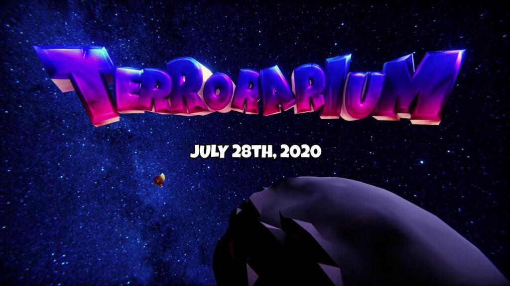 Terrorarium Launch Date
