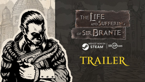 The Life and Suffering of Sir Brante Trailer