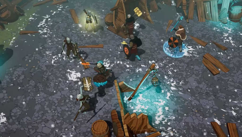 Tribes of Midgard Official Gameplay