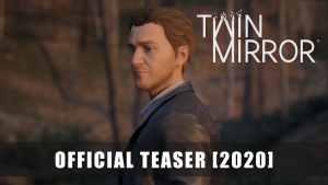 Twin Mirror Teaser Trailer