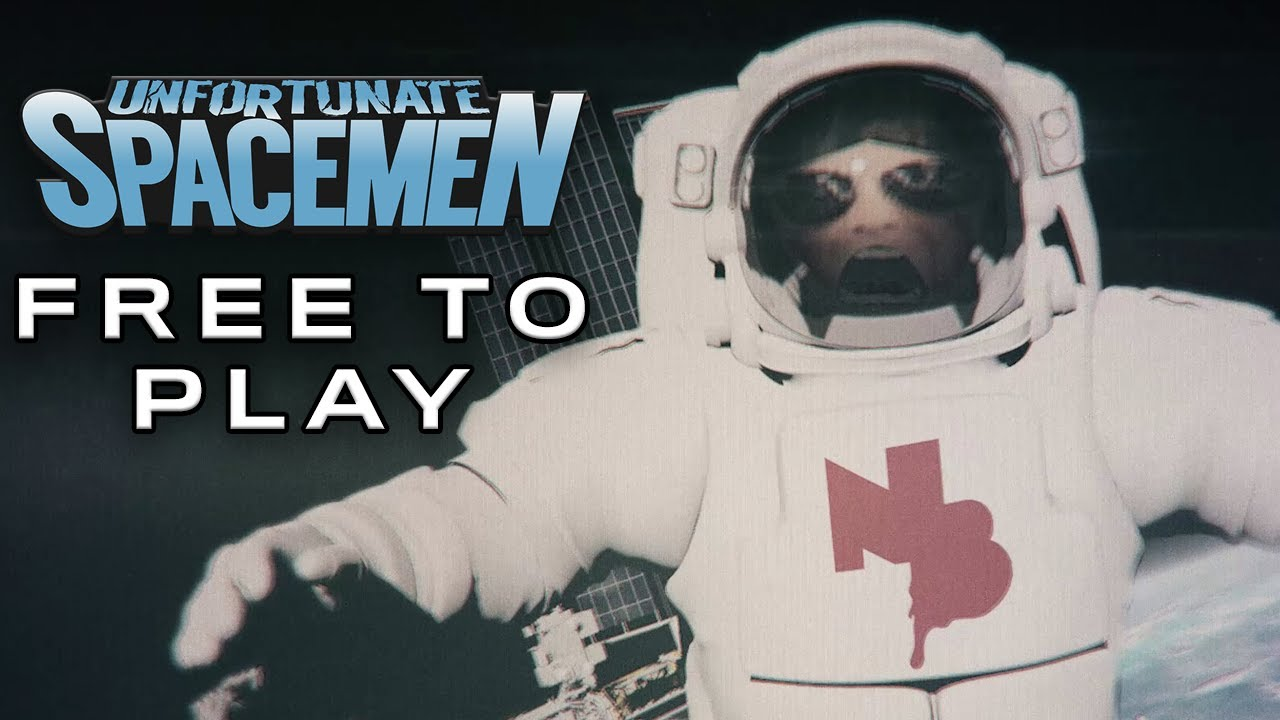 Unfortunate Spaceman Free Play Trailer