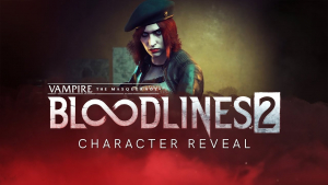 Vampire The Masquerade Bloodlines 2 Damsel Reveal