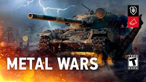 World of Tanks Metal Wars Trailer