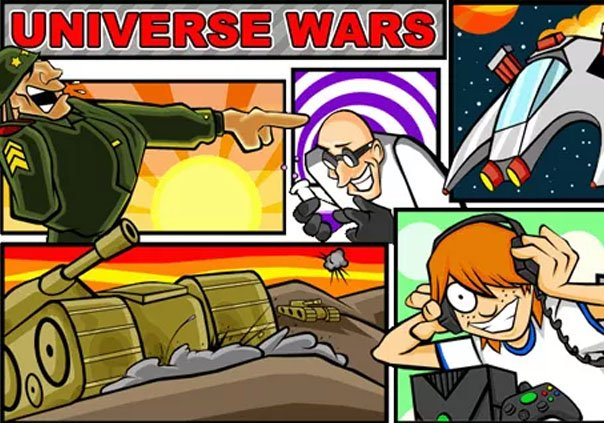 Universe Wars Game Profile Image