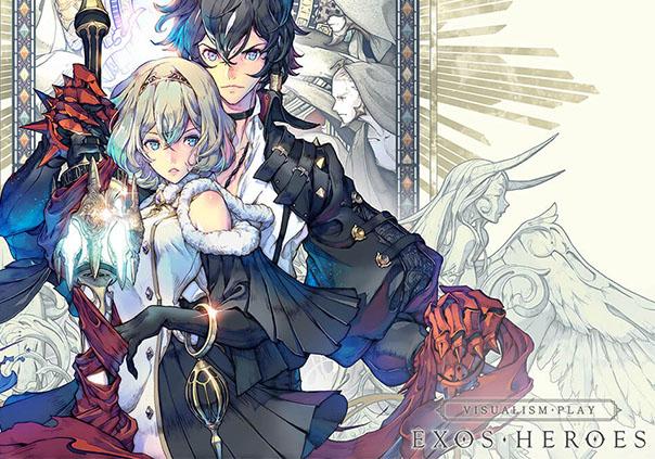 Exos Heroes Game Profile Image