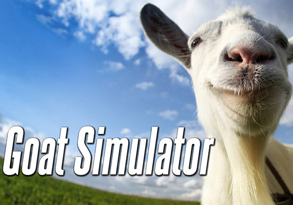 Goat Simulator Game Profile Image
