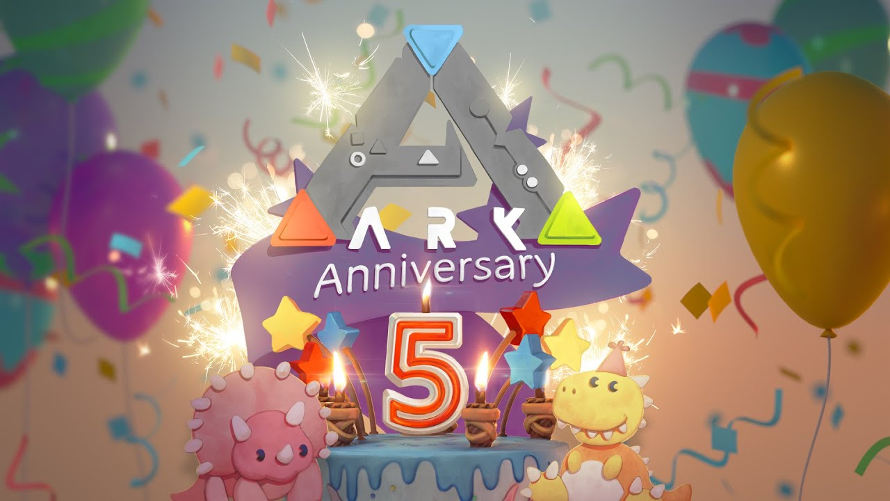 ARK 5th Anniversary Trailer