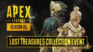 Apex Legends Lost Treasures Collection Event