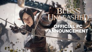 Bless Unleashed PC Announcement