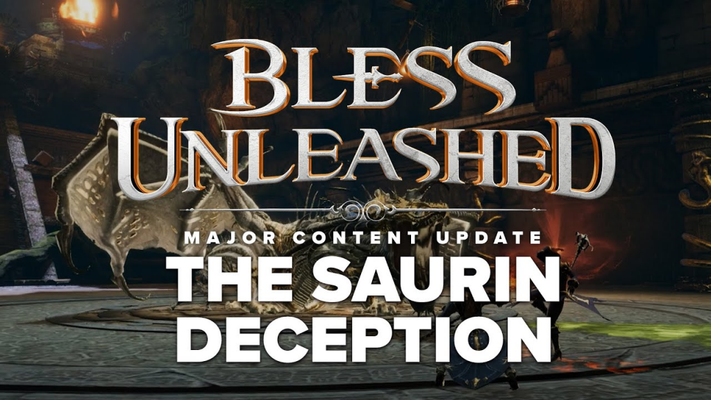Bless Unleashed The Saurin Deception