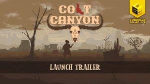 Colt Canyon Launch Trailer