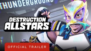 Destruction Allstars Announcement Trailer