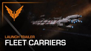 Elite Dangerous Fleet Carriers Release Trailer