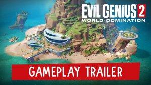 Evil Genius 2 World Domination Gameplay Trailer