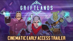 Griftlands Cinematic Early Access