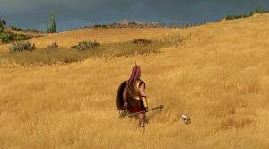 Total War Troy Gameplay