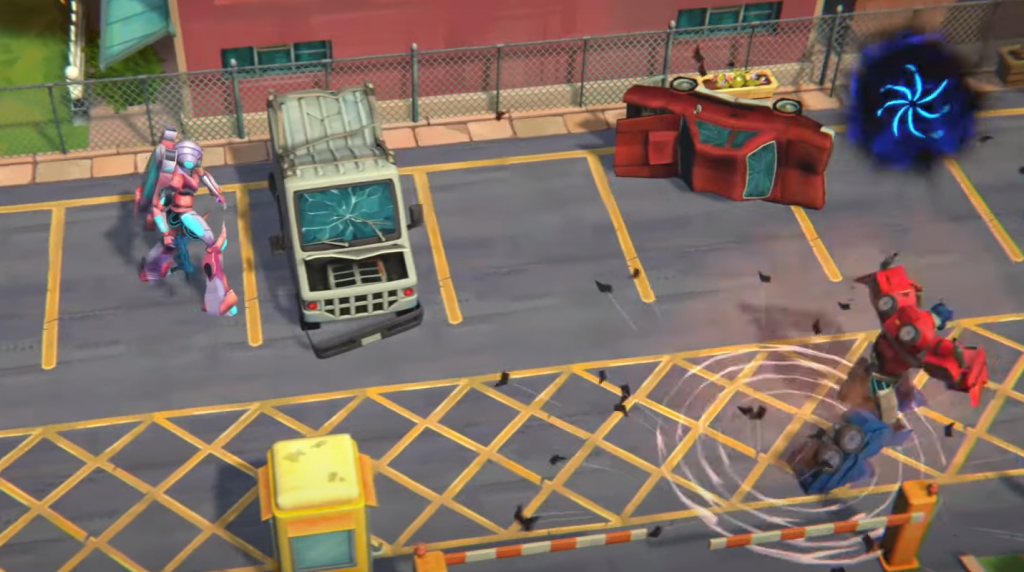 Transformers Battlegrounds Teaser