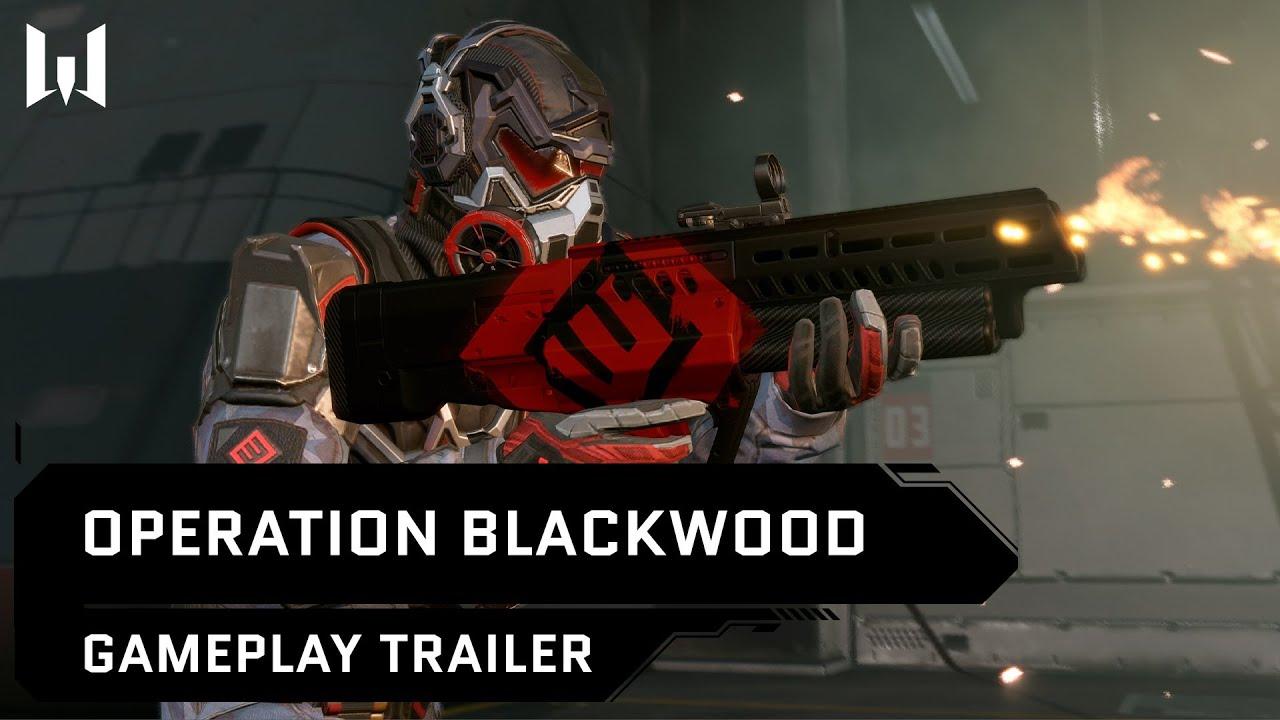 Warface Operation Blackwood PC Trailer