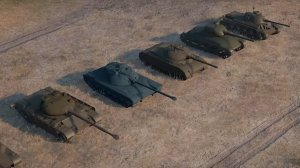 World of Tanks Polish Medium