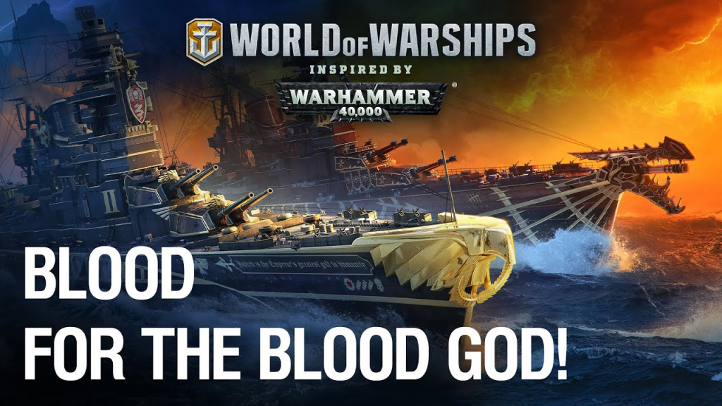 World of Warships x Warhammer 40k OST