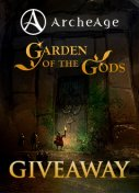 ArcheAge Garden of Gods Giveaway