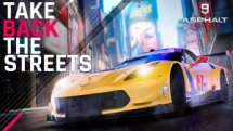 Asphalt 9 Legends American Season