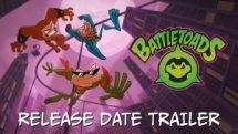 Battletoads Release Date Trailer