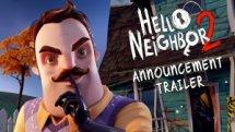 Hello Neighbor 2 Announcement Trailer