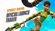 Rocket Arena Official Launch