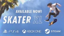 Skater XL Launch Trailer