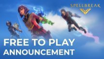 Spellbreak F2P Announcement